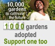 10.000 huertos en Africa